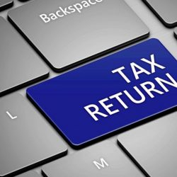 tax return, gst credit